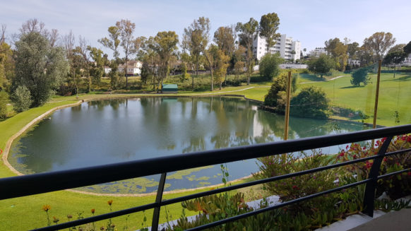 Guadalmina Alta, Front line Golf apartment with open views in San Pedro de Alcántara, Marbella