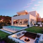 Takara New front line golf Villas in Estpona_Realista Real Estate Marbella