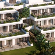 Las Albercas apartment penthouse villa Finca Cortesin_Realista Quality Real Estate Marbella