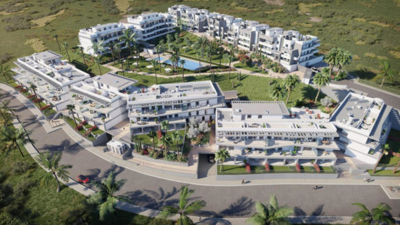 SERENITY COLLECTION. Apartments penthouses estepona_Realista Quality Real Estate