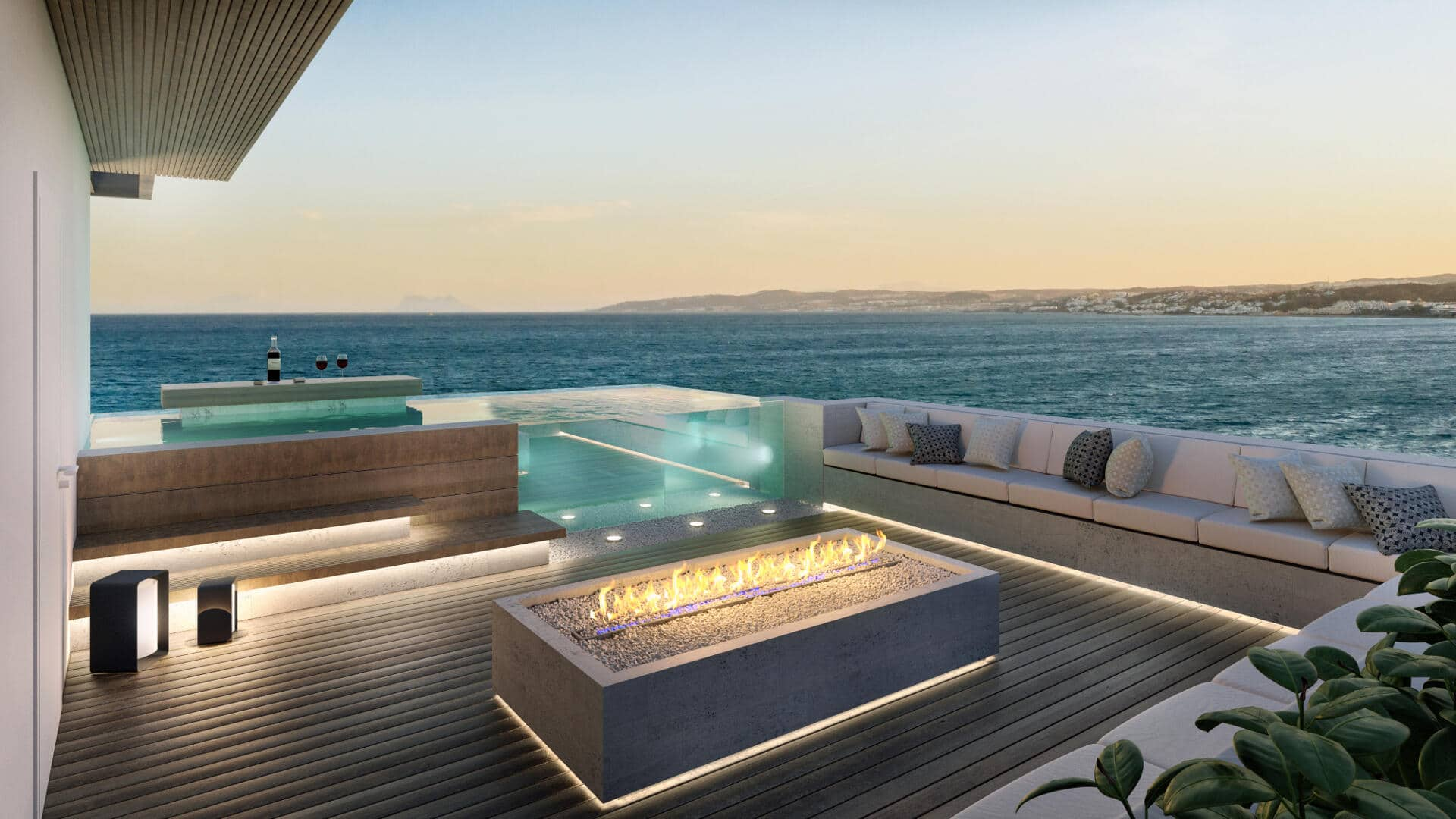 Front line beach apartment penthouse Estepona_Realista Quality Real Estate Marbella