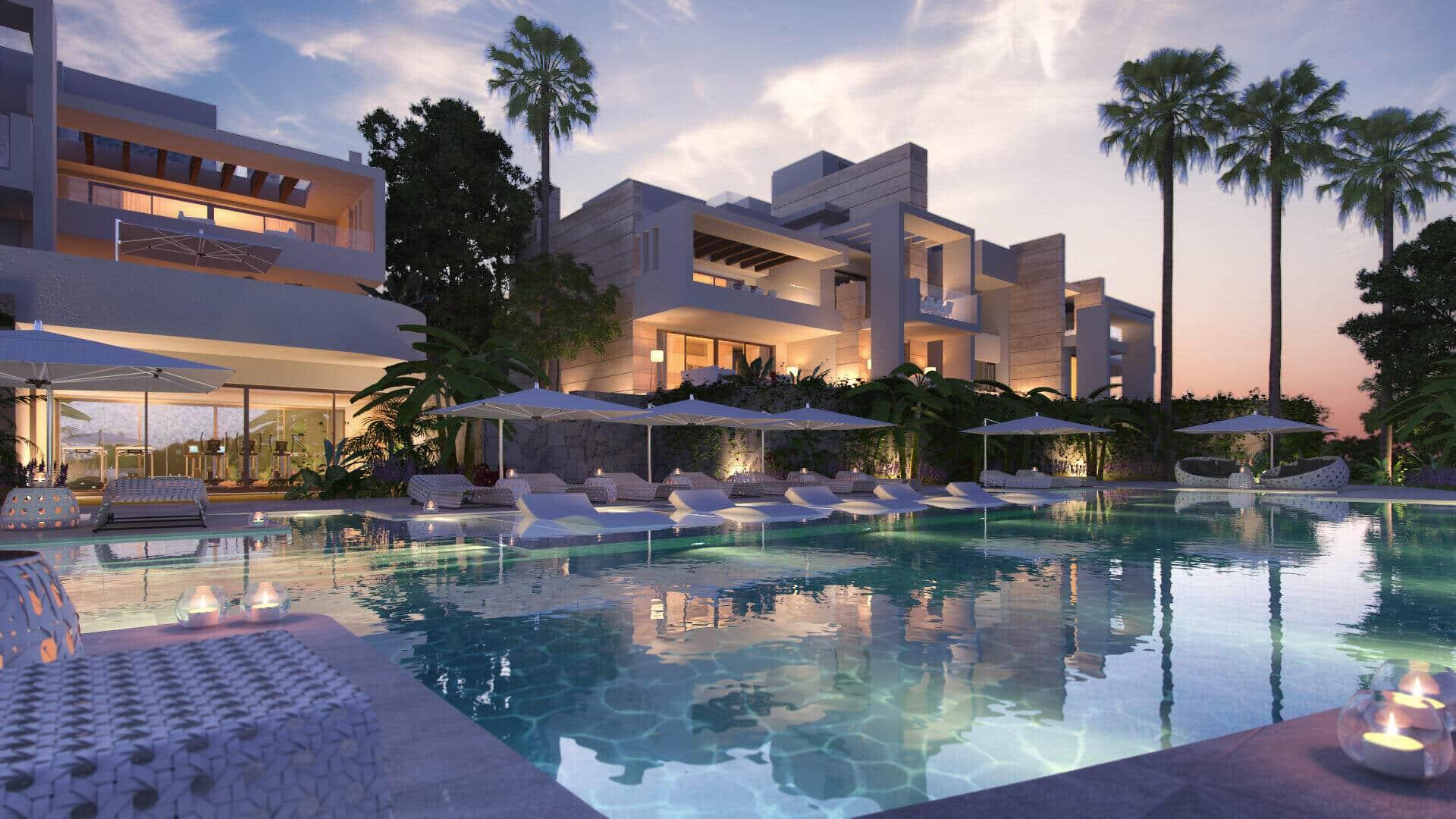 Palo Alto Los Pinsapos Apartment Penthouse Marbella | Realista