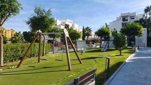 Golf Hills Estepona apartment selwo