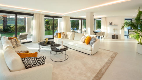 Frontline Las Brisas Golf villa, renovated to new_Realista Qulity Real Estate Marbella