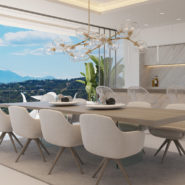 Vista Lago Residences New luxury resort villa project in El Real de La Quinta Benahavis