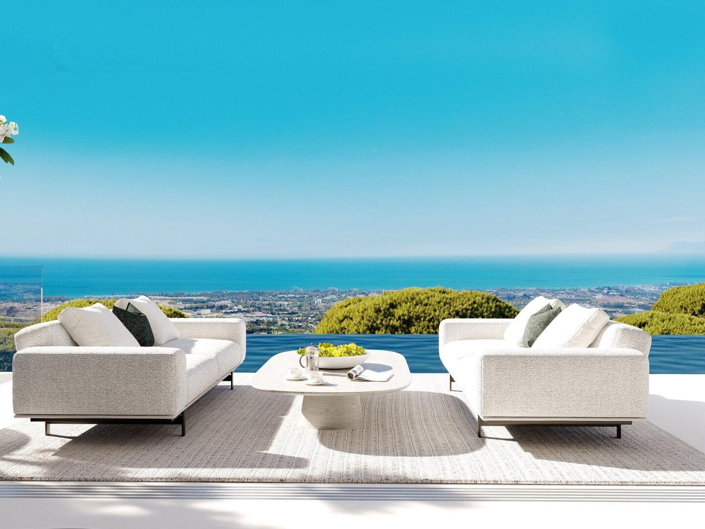Vista Lago Residences New luxury resort villa project in El Real de La Quinta Benahavis