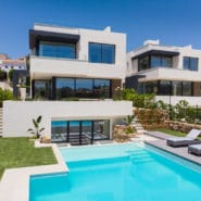 new villa Estepona Realista Real Estate marbella