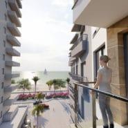 Estepona City centre apartment terrace garage sea_realista real estate