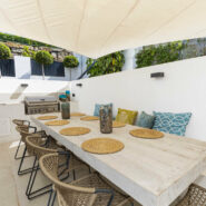Front line golf Villa in La Alqueria Benahavis_Realista Real Estate Marbella