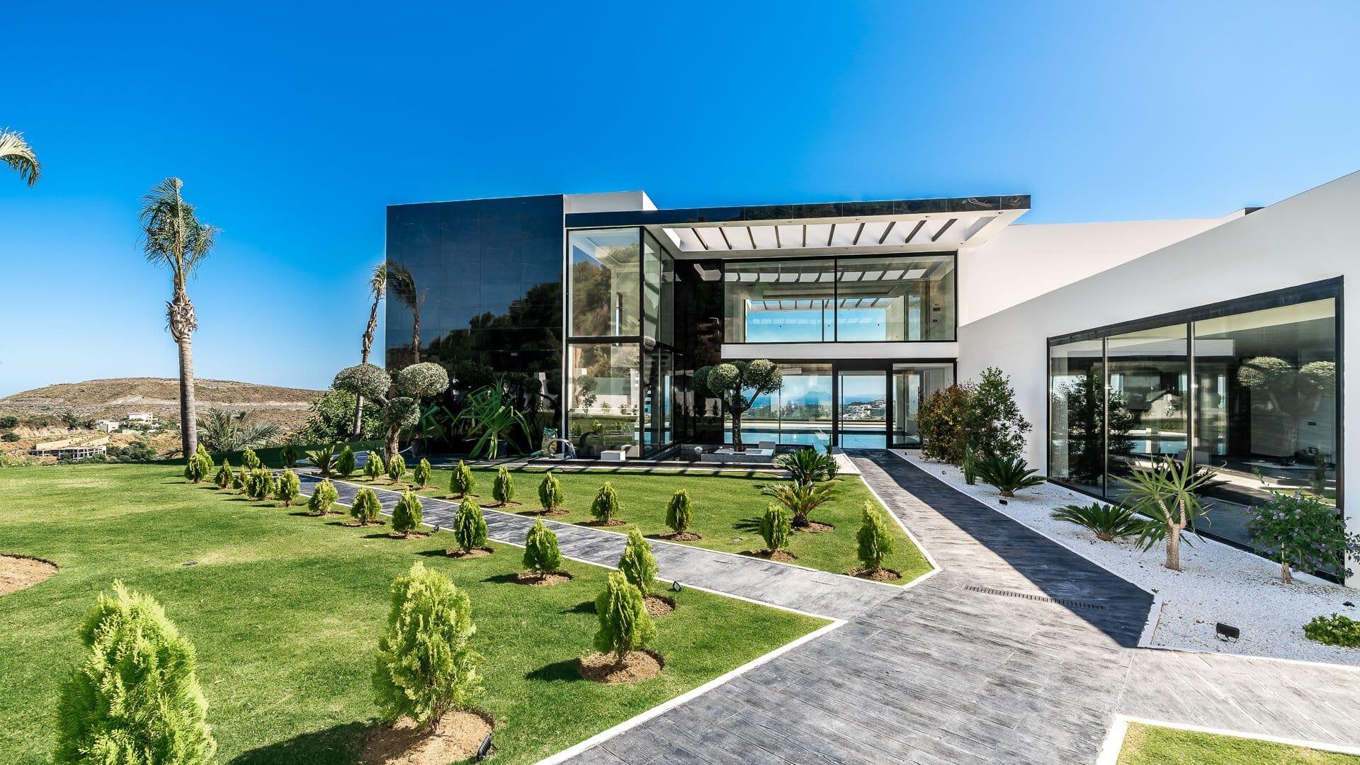 Villa marbella Club Golf Resort benahavis_Realista